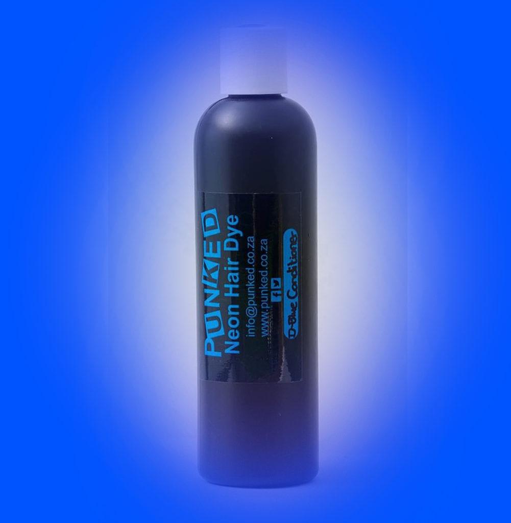 Punked Freeze Conditioner Dark Blue 250ml Punked Neon